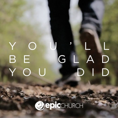 You\'ll Be Glad You Did